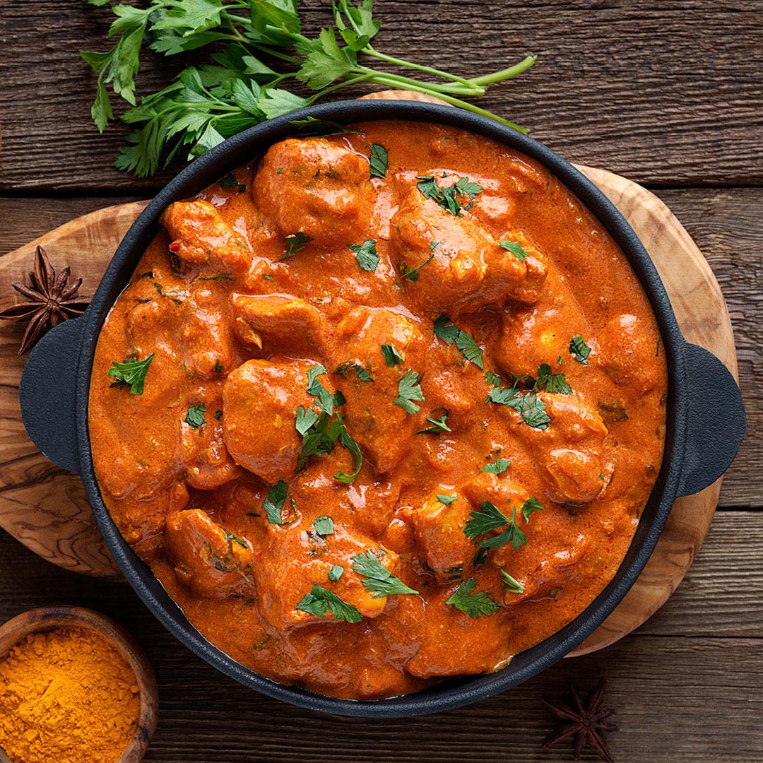 Chicken Makhni Handi - Handi Pakistani Cuisine